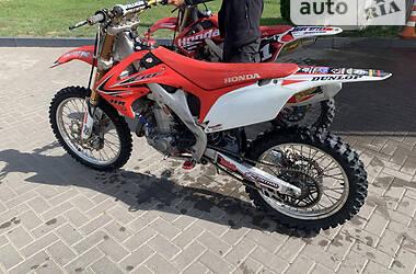 Мотоцикл Кросс Honda CRF 450 2013 в Снятине