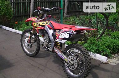 Honda CRF 2006 в Донецке