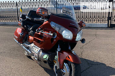 Honda GL 1800 Gold Wing 2007 в Ужгороде