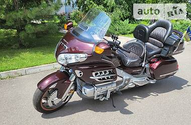 Мотоцикл Туризм Honda GL 1800 2008 в Днепре
