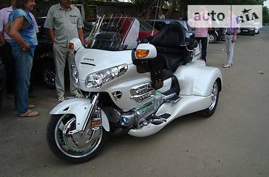 Honda Gold Wing 2008 в Києві