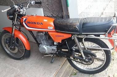 Honda HD 1980 в Ивано-Франковске