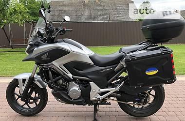 Мотоцикл Многоцелевой (All-round) Honda NC 700 2014 в Заставной