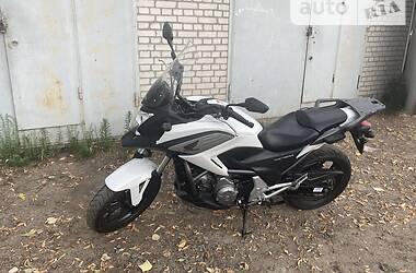 Мотоцикл Спорт-туризм Honda NC 700 2013 в Киеве