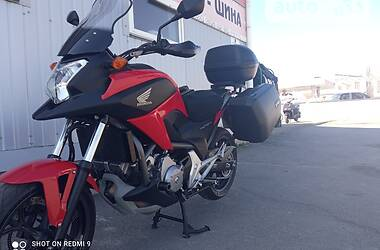 Мотоцикл Туризм Honda NC 700 2013 в Тульчине
