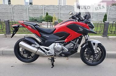 Мотоцикл Многоцелевой (All-round) Honda NC 700 2013 в Ивано-Франковске
