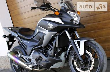 Мотоцикл Спорт-туризм Honda NC 750 2015 в Белой Церкви