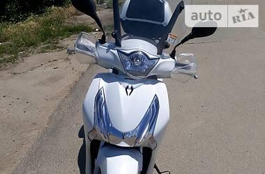 Макси-скутер Honda SH 125 2013 в Одессе