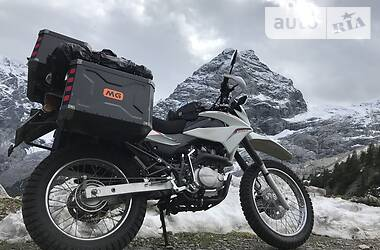 Мотоцикл Позашляховий (Enduro) Honda XR 150 2015 в Миколаєві