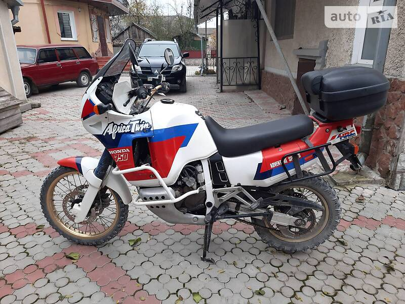 Мотоцикл Позашляховий (Enduro) Honda XRV 750 1990 в Підволочиську