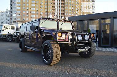 Hummer H1 2006 в Киеве