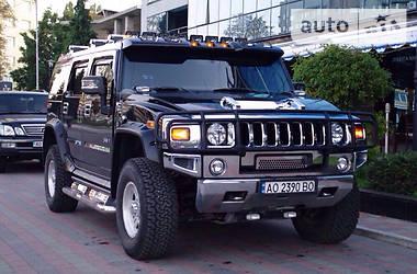 Hummer H2 2008 в Ужгороде