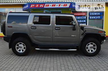 Hummer H2 2008 в Львове