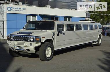 Hummer H2 2004 в Києві
