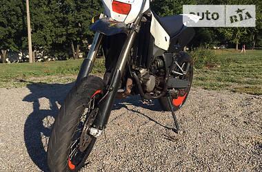 Мотоцикл Супермото (Motard) Husqvarna SM 125 2006 в Кам'янському