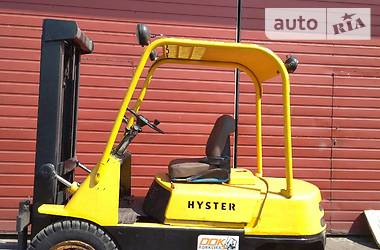 Hyster H 1989 в Радехове
