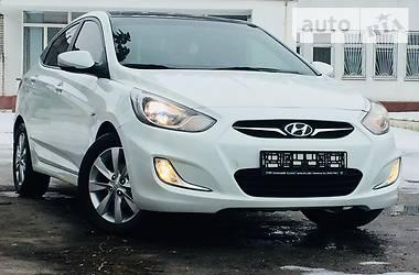 Hyundai Accent 1.6 START STOP 2012