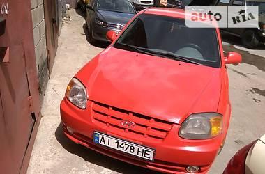 Hyundai Accent 2003 в Киеве