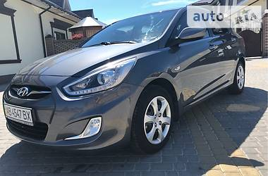 Hyundai Accent 2013 в Тульчине