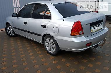 Hyundai Accent 2003 в Донецке