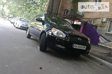Hyundai Accent 2008 в Киеве