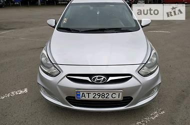 Hyundai Accent 2011 в Ивано-Франковске