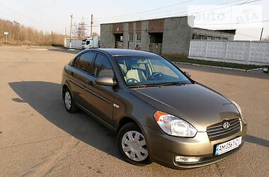 Hyundai Accent 2008 в Житомире