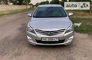 Hyundai Accent 2016 в Днепре