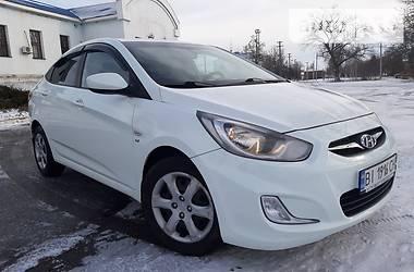 Hyundai Accent 2011 в Кременчуге