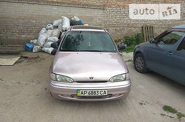 Hyundai Accent 1995 в Запорожье