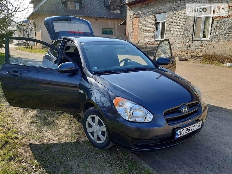 Hyundai Accent 2006 в Ужгороде