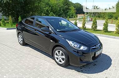 Hyundai Accent 2011 в Гусятине