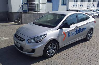 Hyundai Accent 2014 в Львове