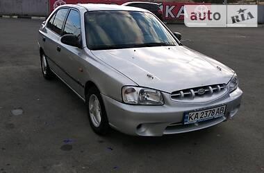 Hyundai Accent 1999 в Киеве