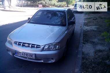 Hyundai Accent 2000 в Херсоне