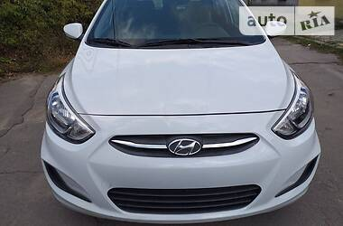 Hyundai Accent 2017 в Умани