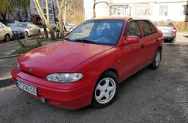 Hyundai Accent 1995 в Львове