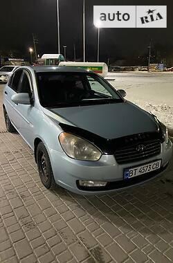 Hyundai Accent 2008 в Великой Александровке