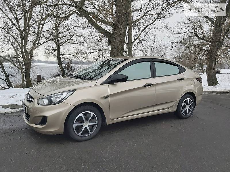 Hyundai Accent official