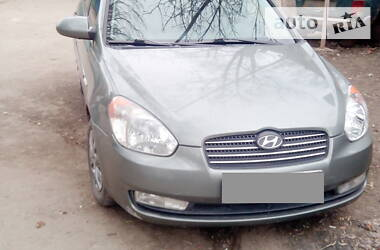 Hyundai Accent 2006 в Константиновке