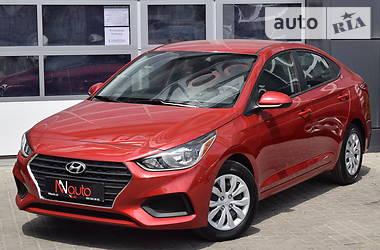 Седан Hyundai Accent 2020 в Одессе