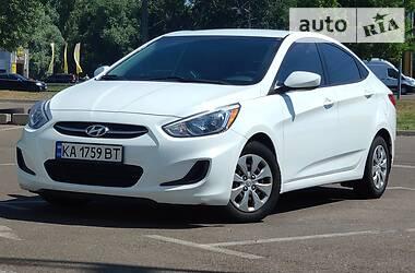 Седан Hyundai Accent 2015 в Киеве
