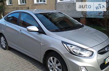 Седан Hyundai Accent 2011 в Надворной