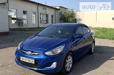 Седан Hyundai Accent 2011 в Одессе