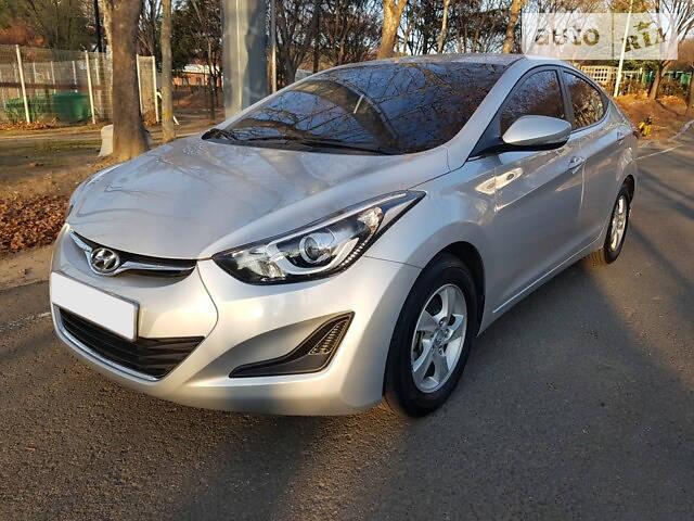 Hyundai Avante 2015 в Киеве