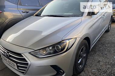 Седан Hyundai Avante 2016 в Одессе