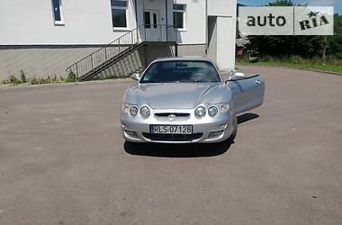 Hyundai Coupe 2001 в Ивано-Франковске