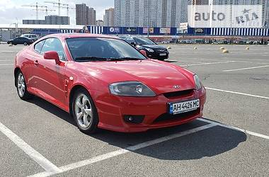 Hyundai Coupe 2005 в Киеве