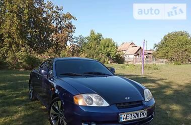 Купе Hyundai Coupe 2002 в Кривом Роге