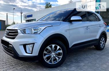 Hyundai Creta 2018 в Сумах